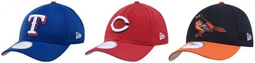 MLB New Era Youth Pinch Hitter Wool Replica Adjustable Cap