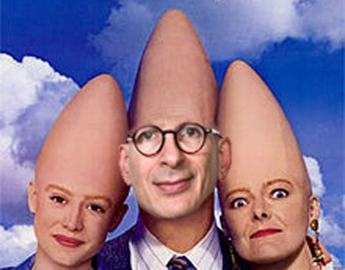 Coneheads with Seth
