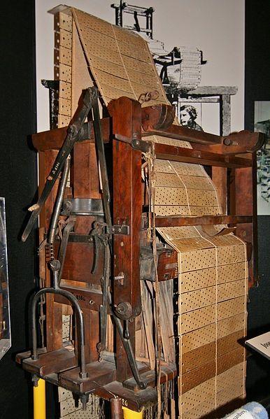 Jacquard Loom