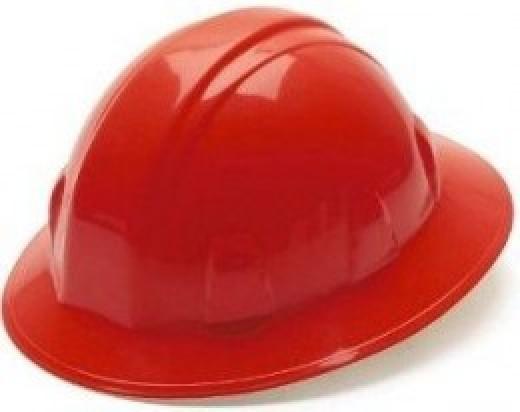 Ratchet Suspension Hard Hat