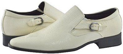 White Mens Loafers