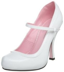 Women's Babydoll Mary-Jane Pump