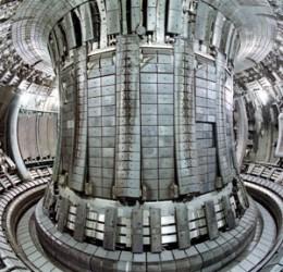 Sun is itself a nuclear fusion reactor