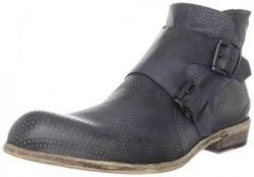 Jo Ghost Men's 1232Bis Cangaroo Rugiado Boot