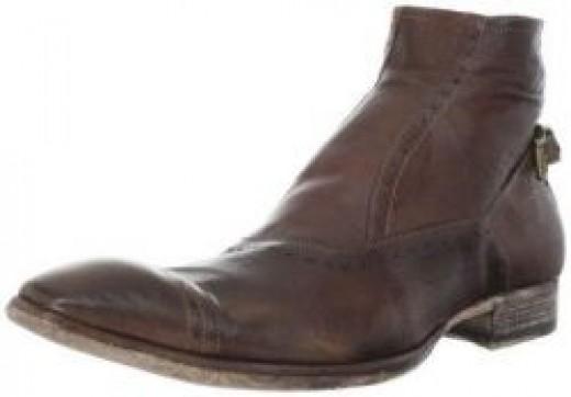 Jo Ghost Men's 1340 Canga Querce Noccio Lav Boot