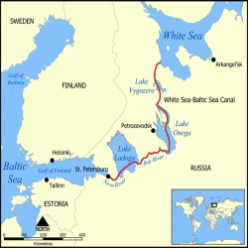 Belomor: The White Sea-Baltic Canal