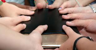 Fellowship around the Bible