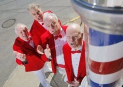 July 13th is Barbershop Music Appreciation Day