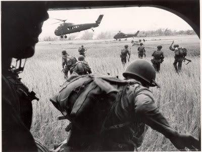 One focus of her poetry: The Vietnam War