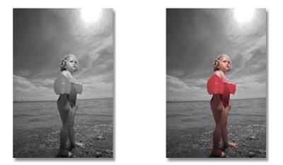 Photo Color Changes