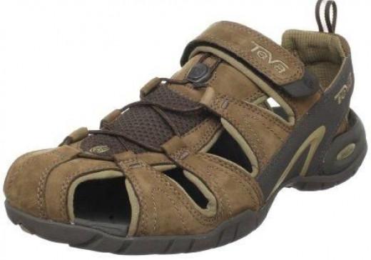 Teva Men's Dozer III Closed Toe Sandal