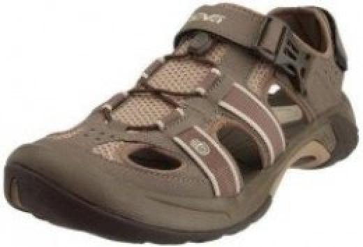 Teva Men's Omnium Closed Toe Sandal