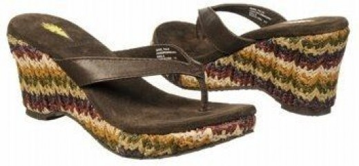 Volatile Women's Girl Talk Thong Sandal