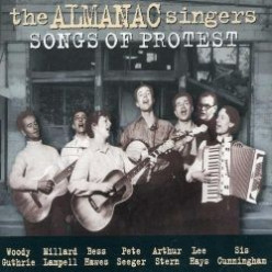 The Almanac Singers: original protest singers