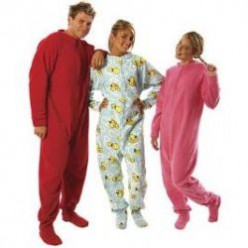 Top Selling Footed Pajamas for 2016!