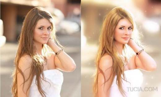 Tucia Photo Enhancement