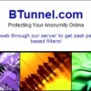 Btunnel Anonymous Proxy