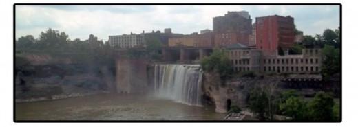 High Falls Rochester New York