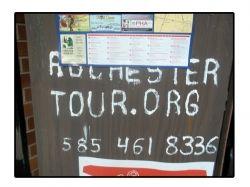 Tour Rochester New York
