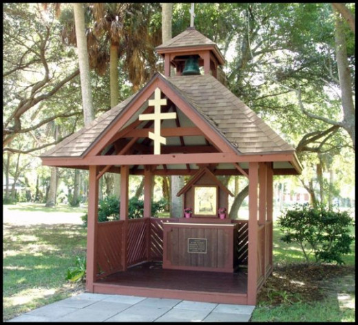 Our Lady of Perpetual Help Shrine; St. Augustine, Florida