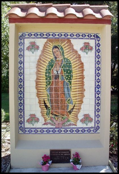 Our Lady of Guadalupe Shrine; St. Augustine, Florida