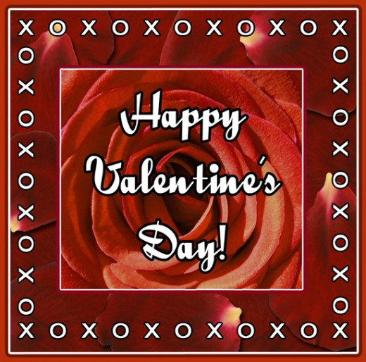 Happy Valentine's Day Free Clip Art