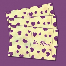 Be Mine Printable Valentines Free