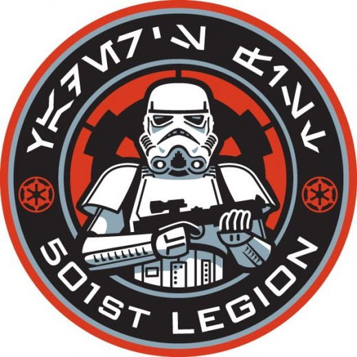 Official insignia via 501st.com