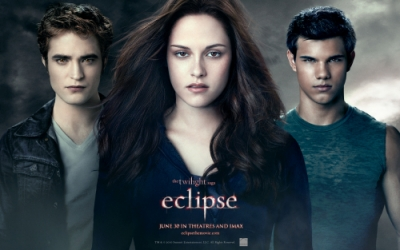 Edward, Bella and Jacob