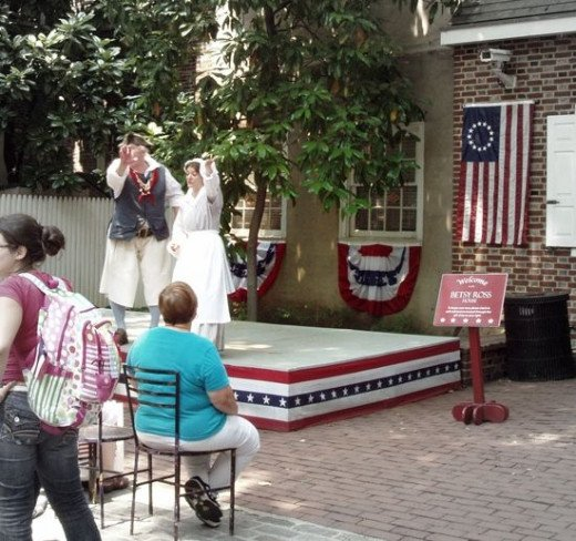 The Betsy Ross House