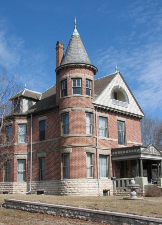 Haunted Brick House