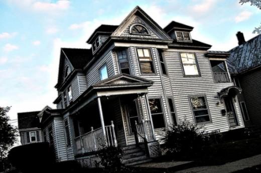 Haunted House Boo!