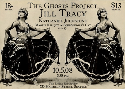 The Ghosts Project