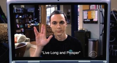Sheldon Cooper: The nerd we love to love.