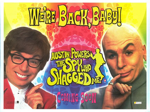Austin Powers and Dr. Evil