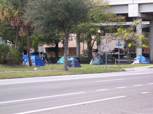 Fresno's tent city