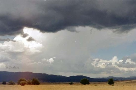 Another shot of a storm over Santa Ysabel.