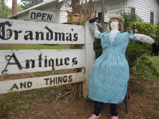Grandma's Antiques and Things