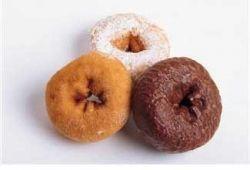Three Cake Donuts