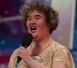Britain's Songbird Susan Boyle