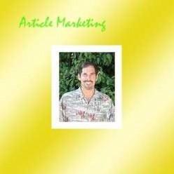 Meet  Dean Shainin --  the Article Marketing Wiz