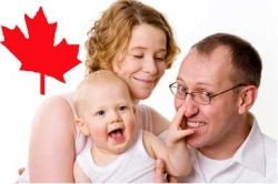 A Canadian Family