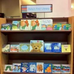 Baby's First Library | Books for Babies