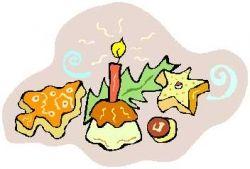 Candle and Seasonal Dainties