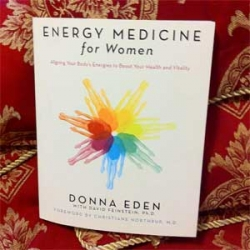 Picture of Energy Medicine for Women Book
