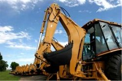 Construction Equipment from Microsoft Office Clip Art