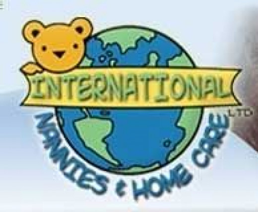 International Nannies and Caregivers Ltd. Logo