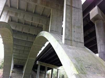 Another View of the Structure of the Overpass