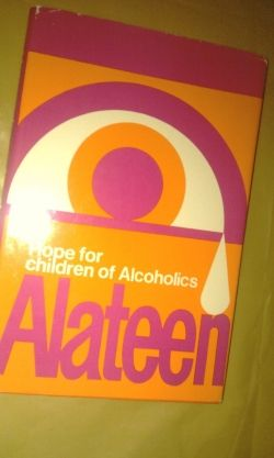 This is an example of one of the books that may help children of alcoholics.  It is available for sale below.