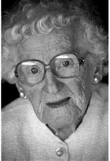 Photo of Elderly Woman